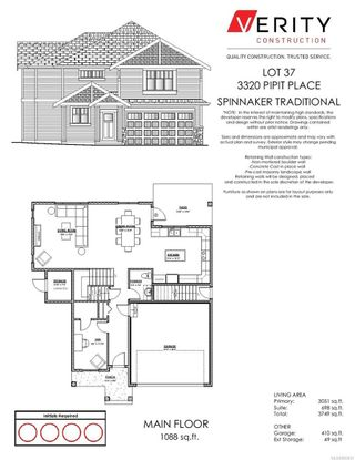 Photo 3: 3320 Pipit Pl in : Co Royal Bay House for sale (Colwood)  : MLS®# 883651