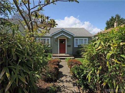 Main Photo: 2844 Wyndeatt Ave in VICTORIA: SW Gorge House for sale (Saanich West)  : MLS®# 699999