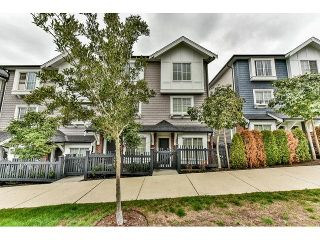 Photo 1: 114 14833 61 Avenue in Surrey: Sullivan Station Townhouse for sale : MLS®# R2001050