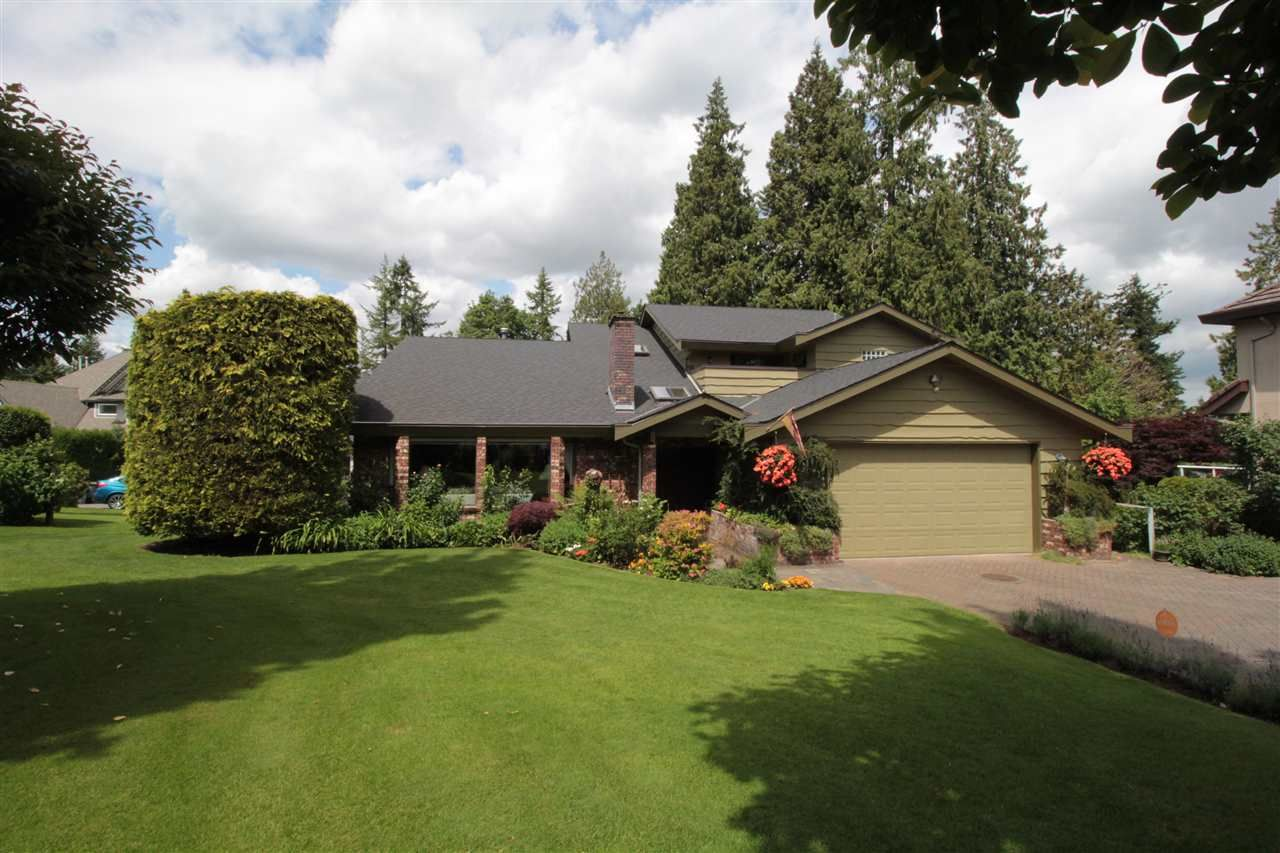 """Main Photo: 21027 46 Avenue in Langley: Brookswood Langley House for sale in """"Cedar Ridge"""" : MLS®# R2179248"""