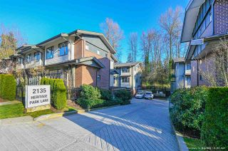 """Photo 1: 308 2135 HERITAGE PARK Lane in North Vancouver: Seymour NV Townhouse for sale in """"Loden Green"""" : MLS®# R2563569"""