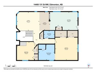 Photo 36: 14408 131 Street in Edmonton: Zone 27 House for sale : MLS®# E4246916
