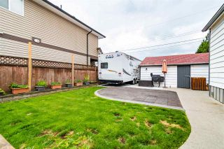 Photo 29: 46654 FIRST Avenue in Chilliwack: Chilliwack E Young-Yale House for sale : MLS®# R2590831