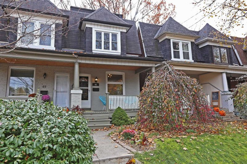FEATURED LISTING: 43 Strathcona Avenue Toronto