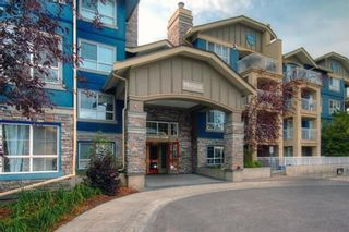 Main Photo: 414 35 Richard Court SW in Calgary: Lincoln Park Apartment for sale : MLS®# A1084480