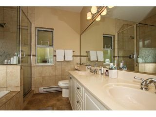 """Photo 11: 53 2979 PANORAMA Drive in Coquitlam: Westwood Plateau Townhouse for sale in """"DEERCREST ESTATES"""" : MLS®# V1108905"""