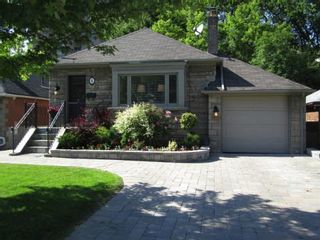 Photo 1: 6 Burncrest Avenue in Toronto: Bedford Park-Nortown House (Bungalow) for sale (Toronto C04)  : MLS®# C2692440