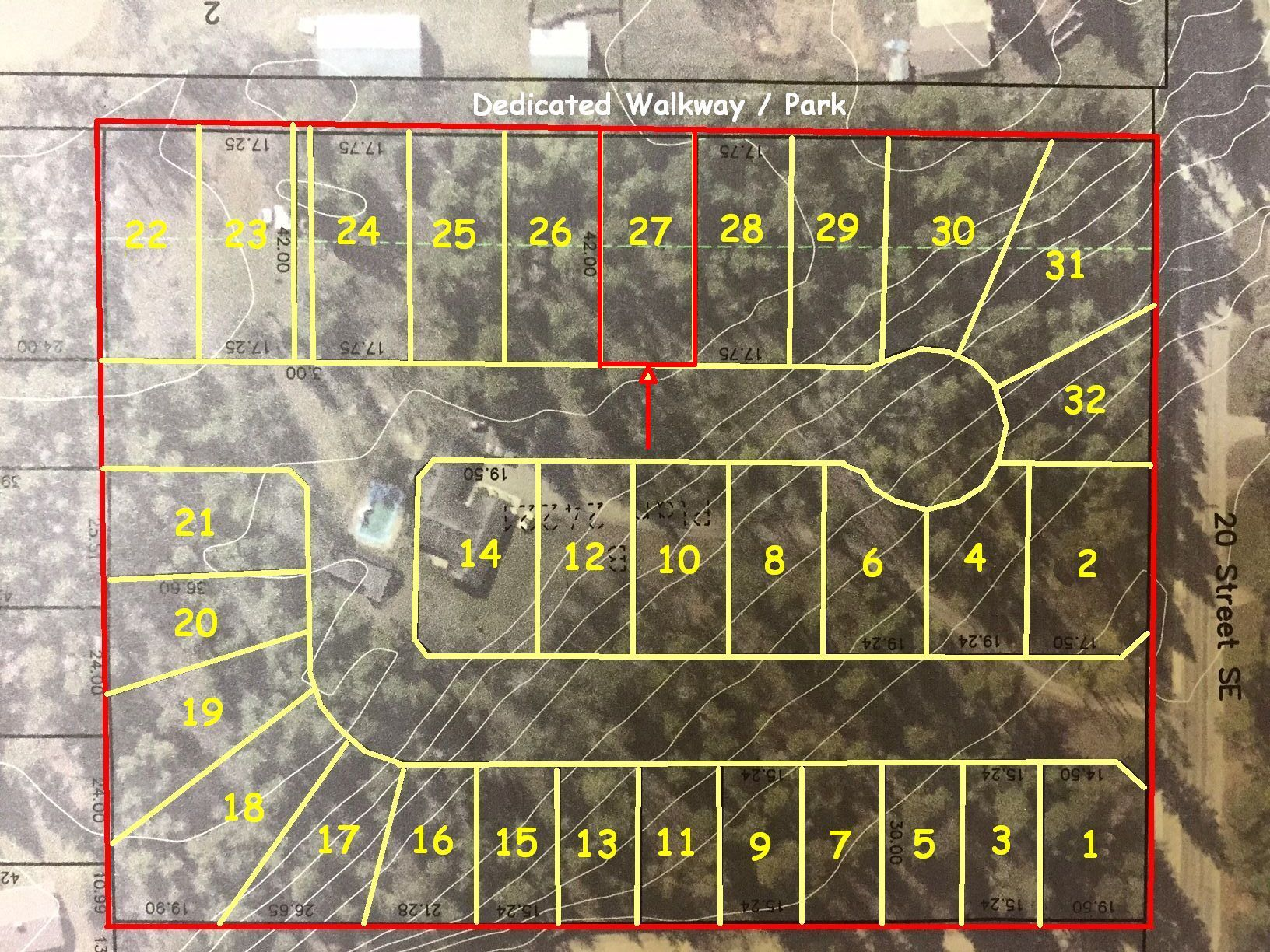 Main Photo: Lot 28 or 29 2100 Southeast 15 Avenue in Salmon Arm: HiIlcrest Vacant Land for sale (SE Salmon Arm)  : MLS®# 10154455