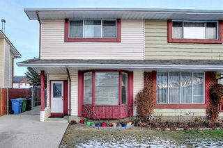 Photo 1: 51 Fonda Hill SE in Calgary: Forest Heights Semi Detached for sale : MLS®# A1056014