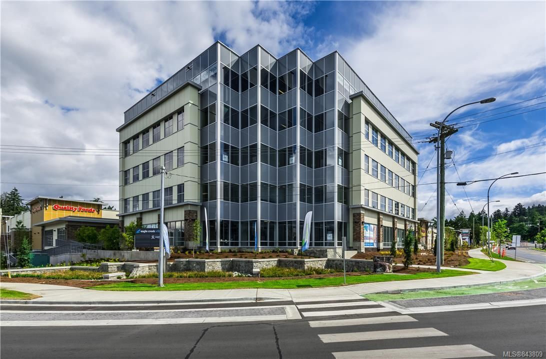 Main Photo: 190 29 Helmcken Rd in View Royal: VR Hospital Office for lease : MLS®# 843809
