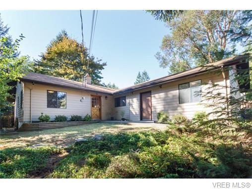 Main Photo: 2664 Morgan Way in SHAWNIGAN LAKE: ML Shawnigan House for sale (Malahat & Area)  : MLS®# 743460
