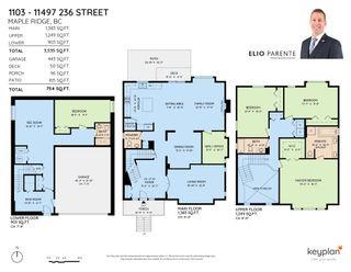 "Photo 39: 1103 11497 236 Street in Maple Ridge: Cottonwood MR House for sale in ""GILKER HILLS ESTATES"" : MLS®# R2597108"