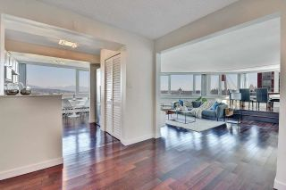 """Photo 1: 1203 31 ELLIOT Street in New Westminster: Downtown NW Condo for sale in """"ROYAL ALBERT TOWERS"""" : MLS®# R2621775"""