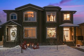 Photo 1: 4423 19 Avenue NW in Calgary: Montgomery Semi Detached for sale : MLS®# A1067150