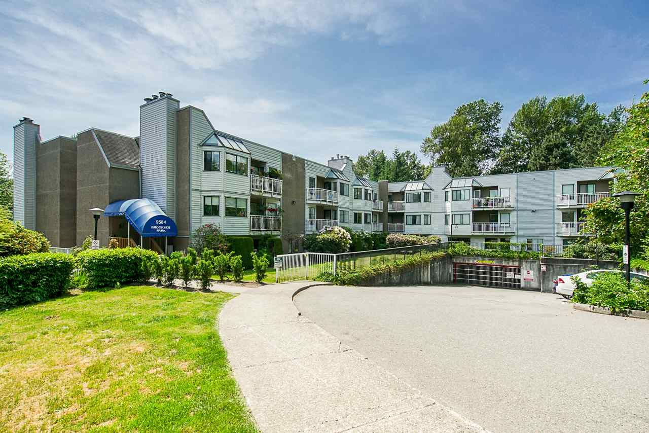"""Main Photo: 2 9584 MANCHESTER Drive in Burnaby: Cariboo Condo for sale in """"BROOKSIDE PARK"""" (Burnaby North)  : MLS®# R2376673"""