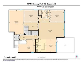 Photo 45: 107 Mt Norquay Park SE in Calgary: McKenzie Lake Detached for sale : MLS®# A1113406