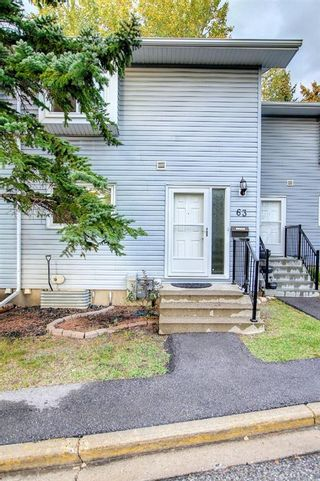 Photo 6: 63 4810 40 Avenue SW in Calgary: Glamorgan Row/Townhouse for sale : MLS®# A1145760