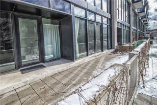 Photo 3: 47 Lower River St Unit #Th02 in Toronto: Waterfront Communities C8 Condo for sale (Toronto C08)  : MLS®# C3706048