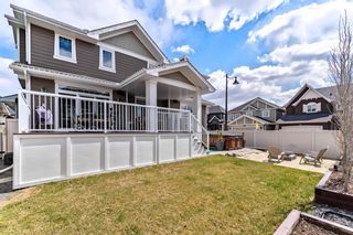 Photo 35: 126 West Grove Rise SW in Calgary: West Springs Detached for sale : MLS®# A1125890