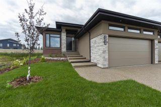 Photo 2: 4610 Knight Point in Edmonton: Zone 56 House Half Duplex for sale : MLS®# E4224095