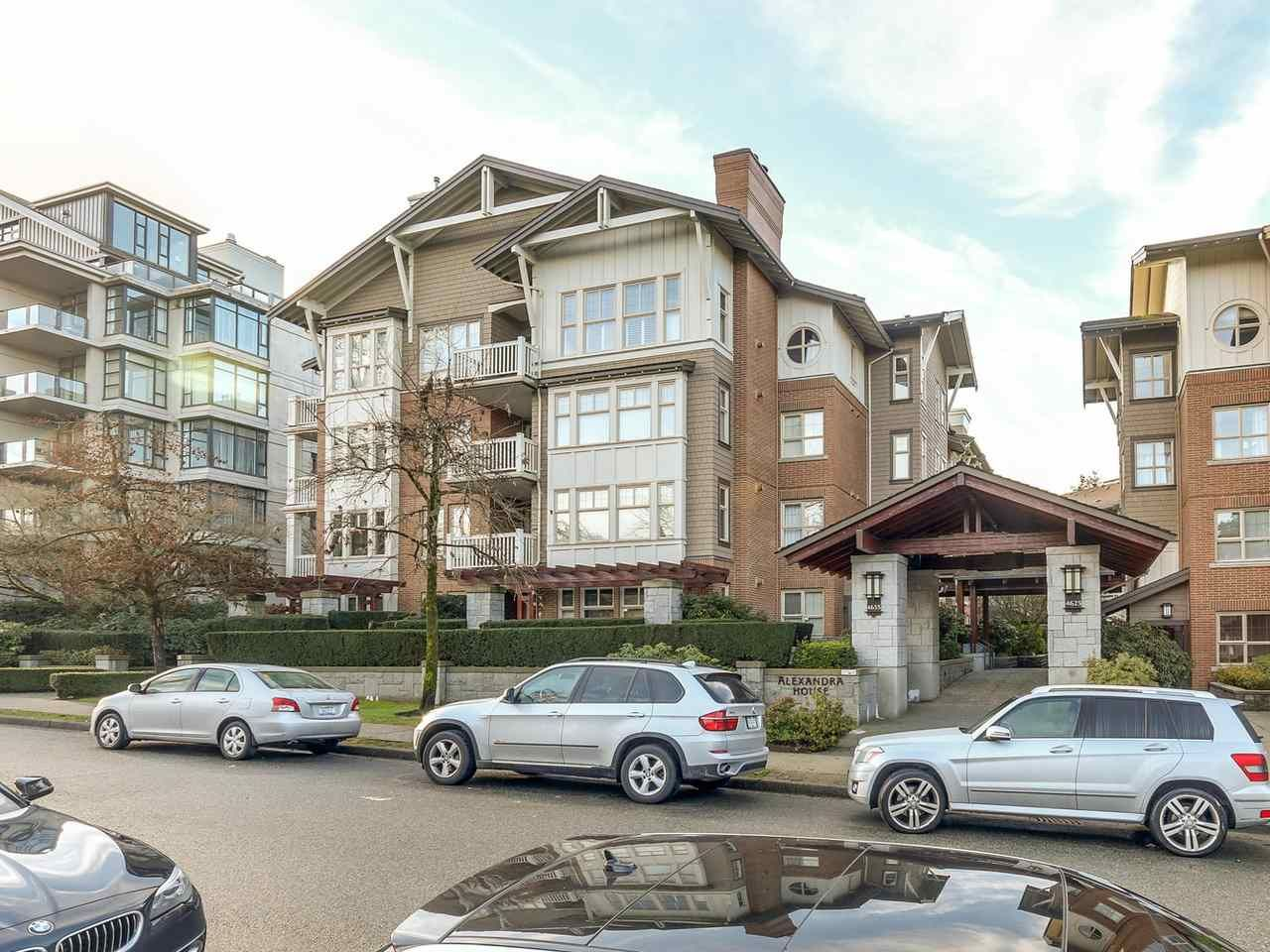 "Main Photo: 1306 4655 VALLEY Drive in Vancouver: Quilchena Condo for sale in ""ALEXANDRA HOUSE"" (Vancouver West)  : MLS®# R2133417"