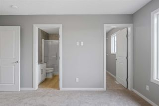 Photo 19: 7376 CHIVERS Crescent in Edmonton: Zone 55 House Half Duplex for sale : MLS®# E4235237