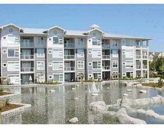 """Photo 1: 319 4600 WESTWATER Drive in Richmond: Steveston South Condo for sale in """"COPPERSKY"""" : MLS®# V694436"""