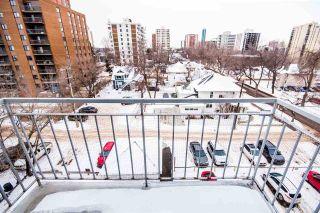 Photo 16: 601 9940 112 Street in Edmonton: Zone 12 Condo for sale : MLS®# E4229496