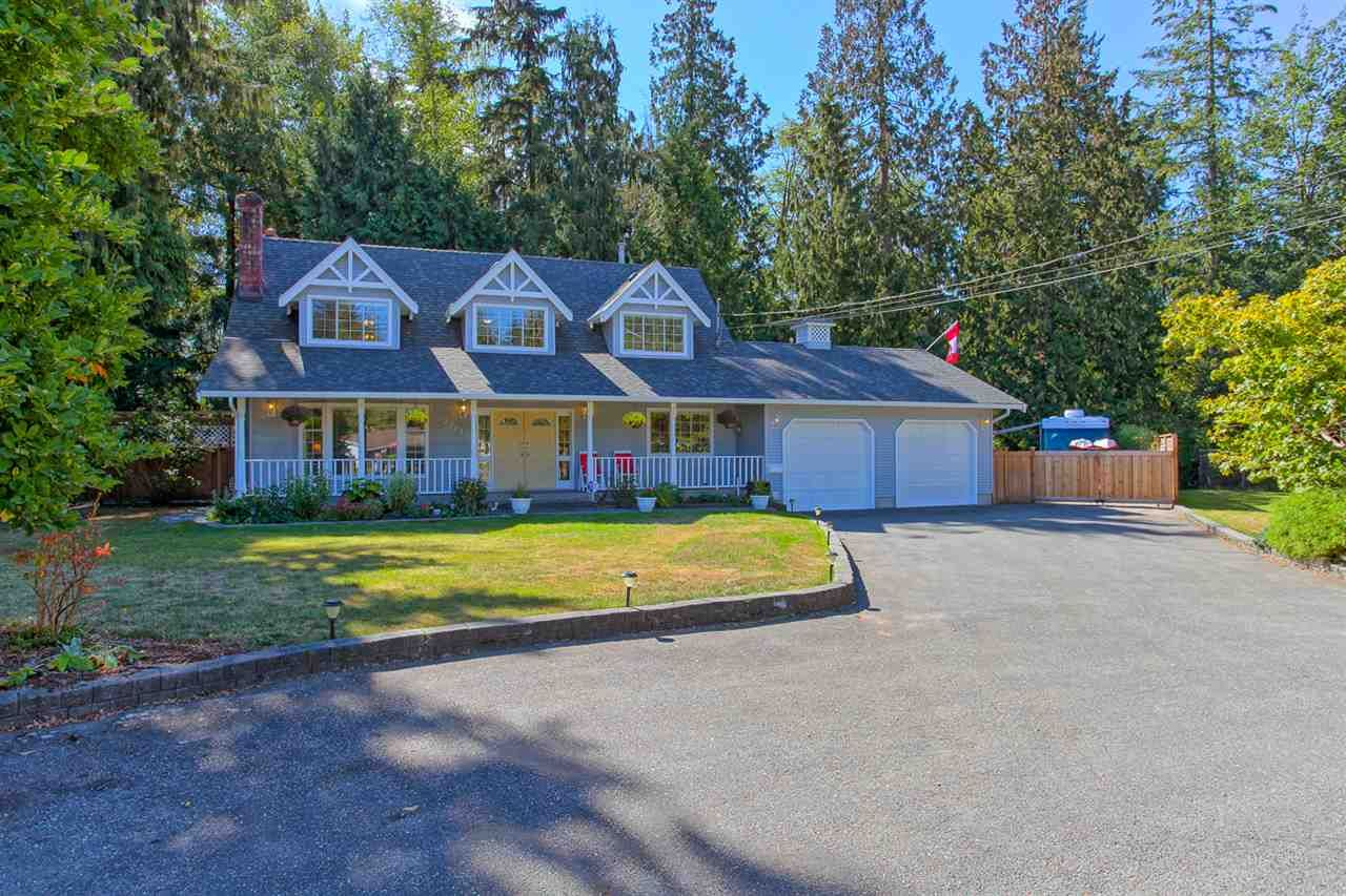 "Main Photo: 20180 41A Avenue in Langley: Brookswood Langley House for sale in ""Brookswood"" : MLS®# R2109407"