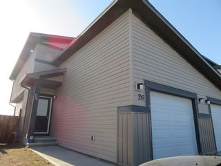 Main Photo: 26 Greenhouse Place: Red Deer Semi Detached for sale : MLS®# A1091073