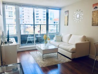 """Photo 1: 710 1088 RICHARDS Street in Vancouver: Yaletown Condo for sale in """"Richards Living"""" (Vancouver West)  : MLS®# R2349020"""