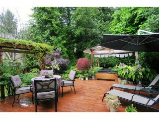 Photo 1: 1284 WHITE PINE Place in Coquitlam: Canyon Springs House for sale : MLS®# V1013466