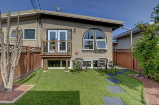 Photo 37: 2607 Canmore Road NW in Calgary: Banff Trail Semi Detached for sale : MLS®# A1146010