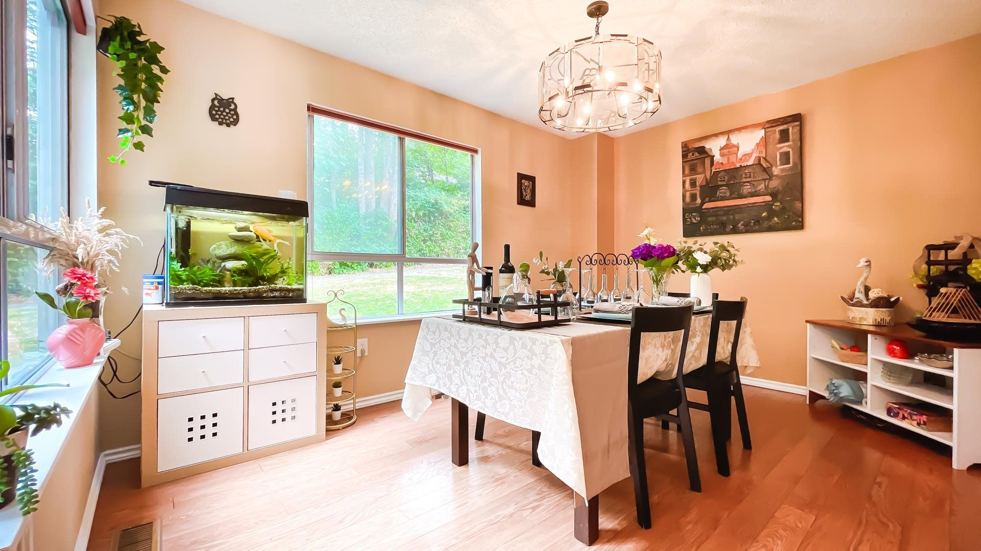 Photo 8: Photos: 66 9000 ASH GROVE CRESCENT in Burnaby: Forest Hills BN Townhouse for sale (Burnaby North)  : MLS®# R2603744
