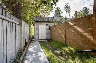 Photo 38: 6418 106 Street in Edmonton: Zone 15 Duplex Front and Back for sale : MLS®# E4234405