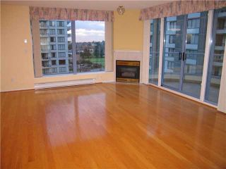 "Photo 2: 706 739 PRINCESS Street in New Westminster: Uptown NW Condo for sale in ""BERKLEY PLACE"" : MLS®# V859827"