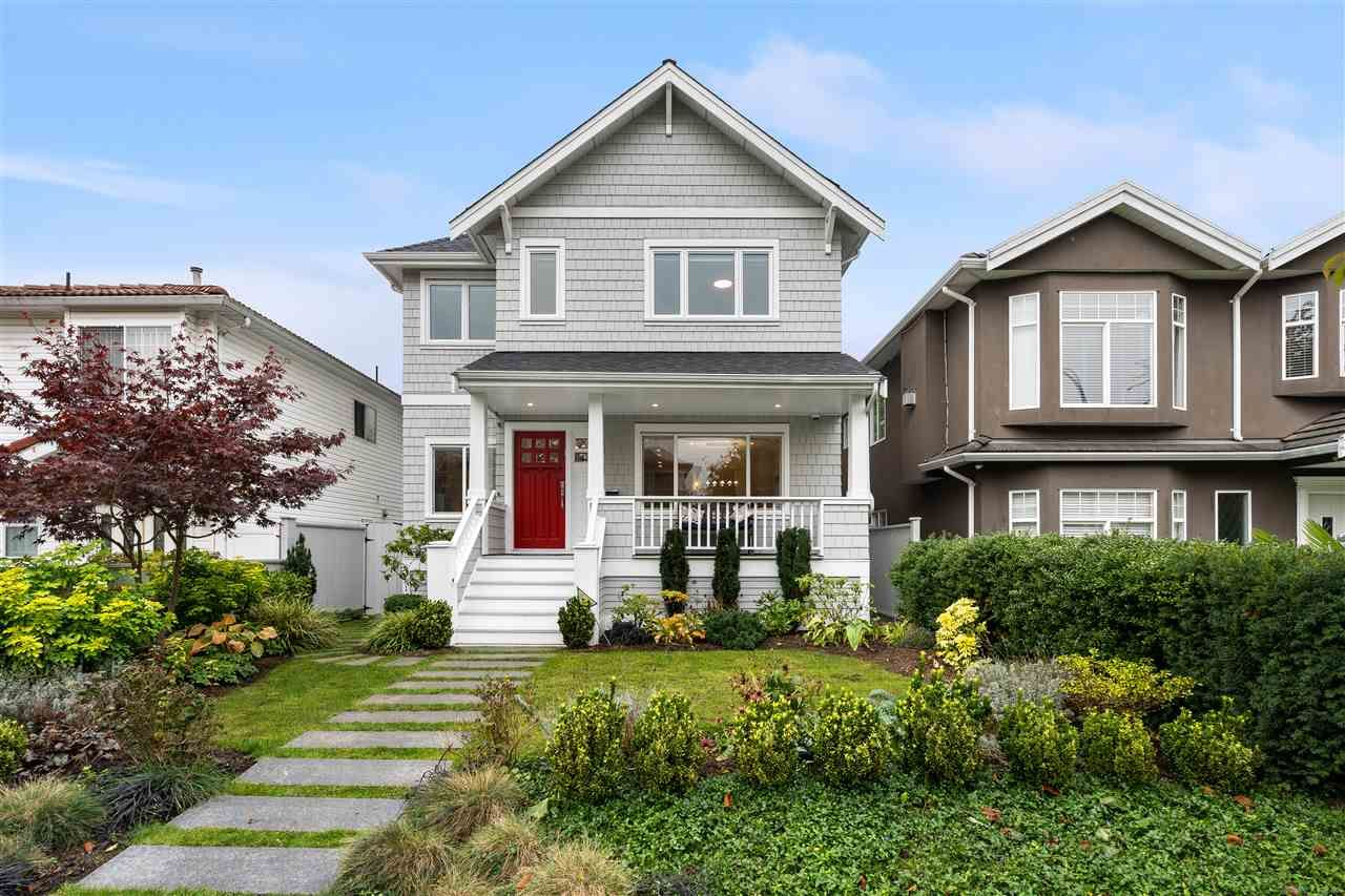 Main Photo: 6483 SOPHIA Street in Vancouver: South Vancouver House for sale (Vancouver East)  : MLS®# R2539027