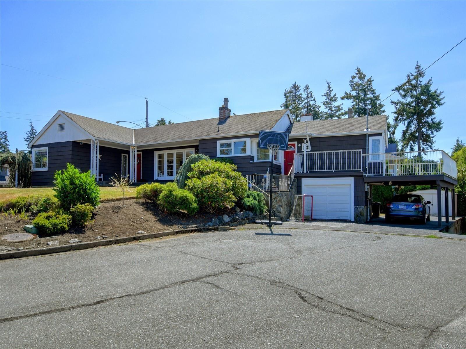 Main Photo: 11 Phillion Pl in : Es Kinsmen Park House for sale (Esquimalt)  : MLS®# 851461