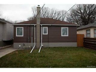 Photo 18: 98 Hill Street in WINNIPEG: St Boniface Residential for sale (South East Winnipeg)  : MLS®# 1427525