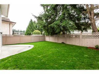 Photo 19: 1261 Oxbow Way in Coquitlam: River Springs House for sale : MLS®# V1080934