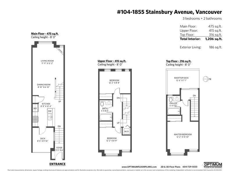 """Photo 31: Photos: 104 1855 STAINSBURY Avenue in Vancouver: Victoria VE Townhouse for sale in """"The Works"""" (Vancouver East)  : MLS®# R2494978"""