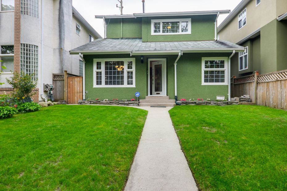 Main Photo: 8191 Hudson St in Vancouver: Marpole Home for sale ()  : MLS®# V1065236