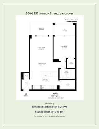 Photo 26: 306 1252 Hornby Street in Vancouver: Downtown Condo for sale (Vancouver West)  : MLS®# R2360445