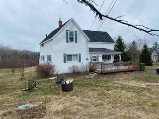 Photo 1: 1244 Drummond Road in Westville: 107-Trenton,Westville,Pictou Residential for sale (Northern Region)  : MLS®# 202107718