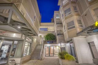 """Photo 7: 236 2565 W BROADWAY Street in Vancouver: Kitsilano Townhouse for sale in """"Trafalgar Mews"""" (Vancouver West)  : MLS®# R2581558"""