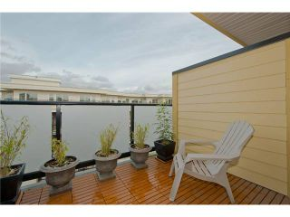 """Photo 8: # 111 1859 STAINSBURY AV in Vancouver: Victoria VE Townhouse for sale in """"THE WORKS @ COMMERCIAL DRIVE"""" (Vancouver East)  : MLS®# V990746"""