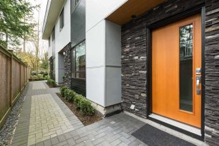 "Photo 2: 3 1466 EVERALL Street: White Rock Townhouse for sale in ""THE FIVE"" (South Surrey White Rock)  : MLS®# R2351081"