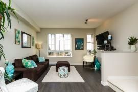 """Photo 1: 44 1338 HAMES Crescent in Coquitlam: Burke Mountain Townhouse for sale in """"FARRINGTON PARK"""" : MLS®# R2048770"""