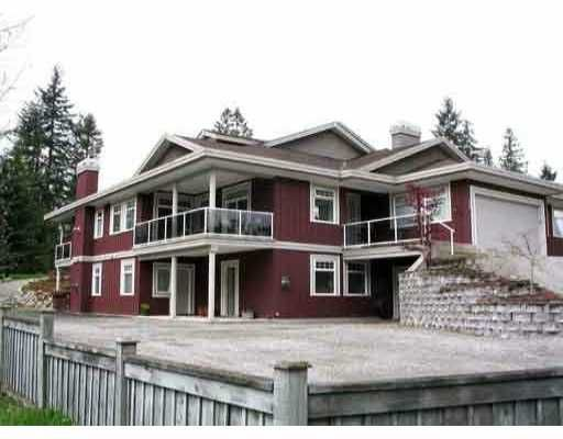 "Main Photo: B 100 HEMLOCK DR: Anmore 1/2 Duplex for sale in ""SUNNYSIDE ESTATES"" (Port Moody)  : MLS®# V527908"