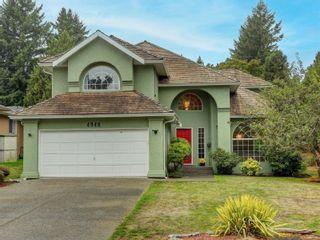 Photo 1: 4948 Haliburton Pl in : SE Cordova Bay House for sale (Saanich East)  : MLS®# 886986
